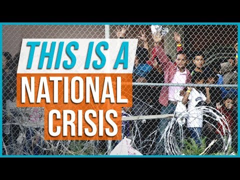 This is a National Crisis