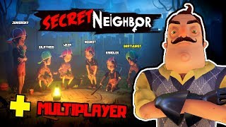 🏡 HELLO NEIGHBOR MULTIPLAYER #1/w ekipa