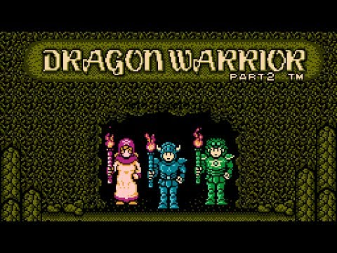 Dragon Warrior II / 2