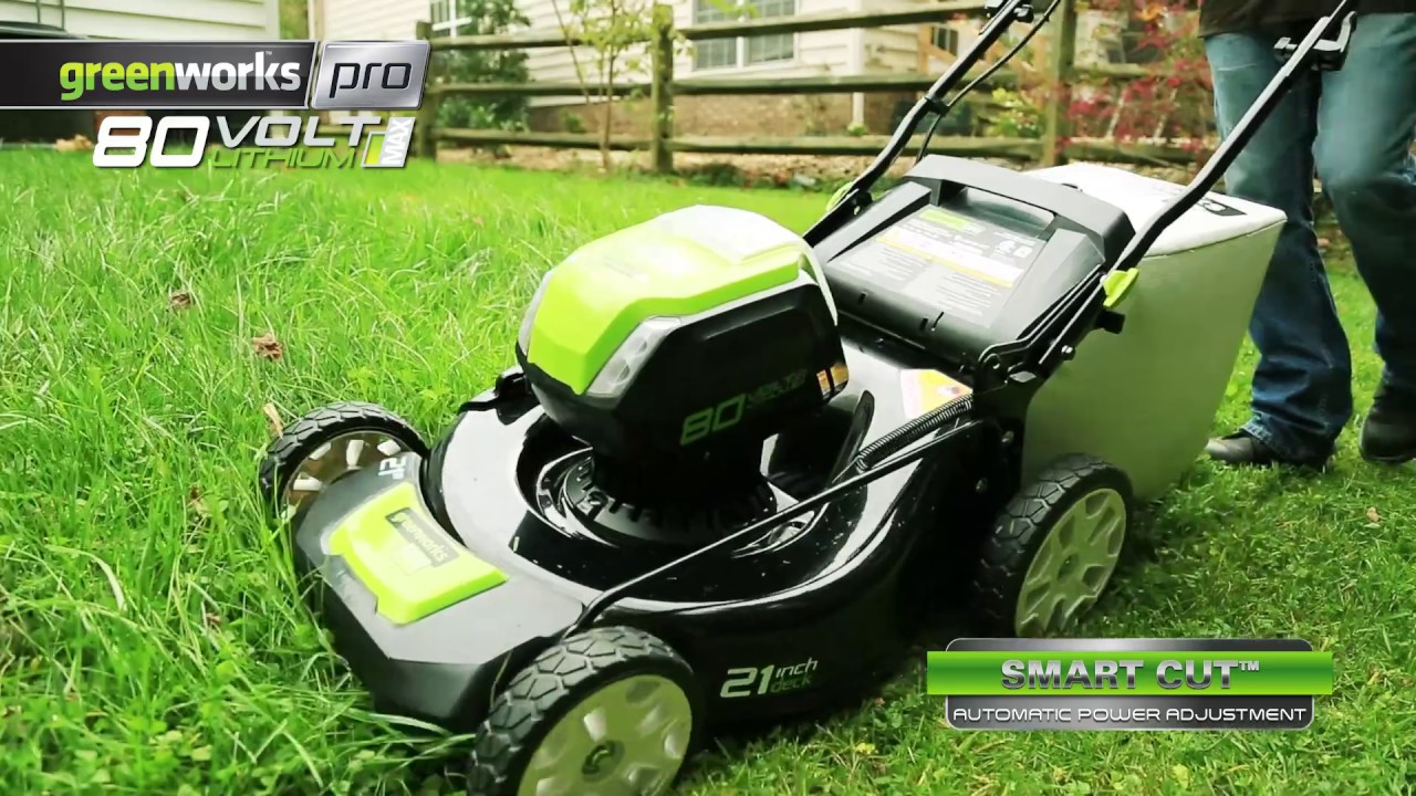 GREENWORKS 80V Product Range (English)