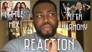 DANCE BATTLE - Little Mix VS Fifth Harmony  | REACTION