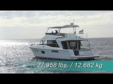 Beneteau America Swift Trawler 47 video