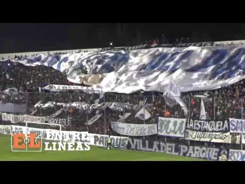 """""""B Nacional. Fecha 43. Independiente 3-0 Douglas Haig. Hinchada"""" Barra: Los Caudillos del Parque • Club: Independiente Rivadavia"""