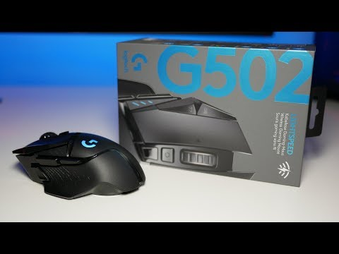 Die Beste WIRELESS GAMING MAUS | Die NEUE Logitech G502 WIRELESS