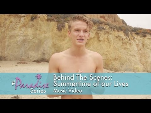 Behind The Scenes: Summertime Of Our Life Music Audio, The Paradise Series Episode 17