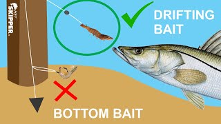 The Secret to Catching BIG Fish at the Pier! (Simple Pier Fishing Tip)