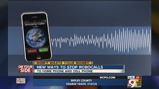 How do we stop those annoying robo-calls?`