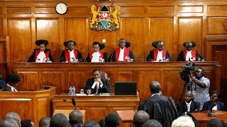 Why Kenyans are celebrating Justices Maraga and Lenaola even as JSC begins investigation on SCK judg