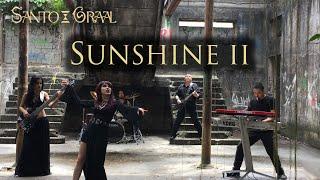 A banda Santo Graal da qual a Natália Fay participa lança a música Sunshine II