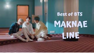 Best of BTS MAKNAE LINE (JM, V, & JK)