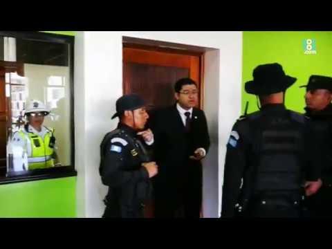 """Allanamientos en la Municipalidad de Guatemala por el caso """"Caja de Pandora"""""""