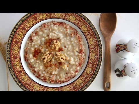 Պահքի Հարիսա – Vegetarian Harissa Recipe – Heghineh Cooking Show in Armenian
