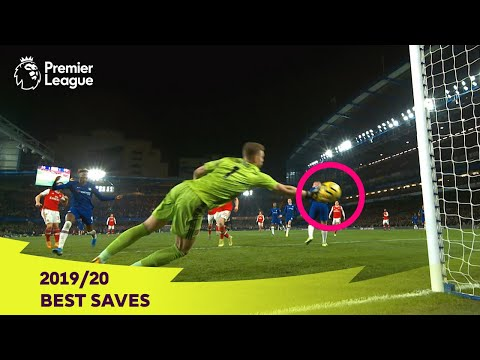 'Would you believe it?' | GREATEST saves from the 2019/20 Premier League season