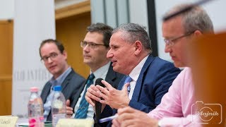 Történészvita Magyarország német megszállásáról, 2019. május 28. VIDEÓK
