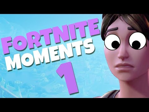 Fortnite Daily Funny and WTF Moments Ep.1