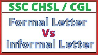 Informal Letter Writing In English Format Free Online Videos Best