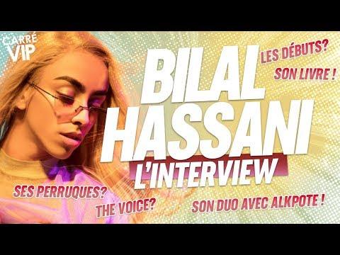Bilal Hassani l'interview dans Carré Vip