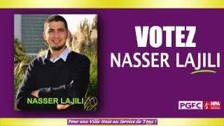 preview picture of video 'NASSER LAJILI PGFC NPA GENNEVILLIERS Municipale 2014'