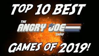 Top 10 BEST Games of 2019!