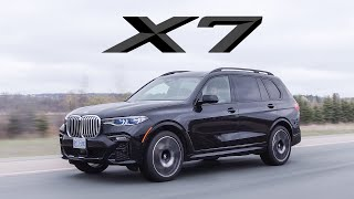 2019 BMW X7 Review - 3 Rows of Luxury, and a Big Grille
