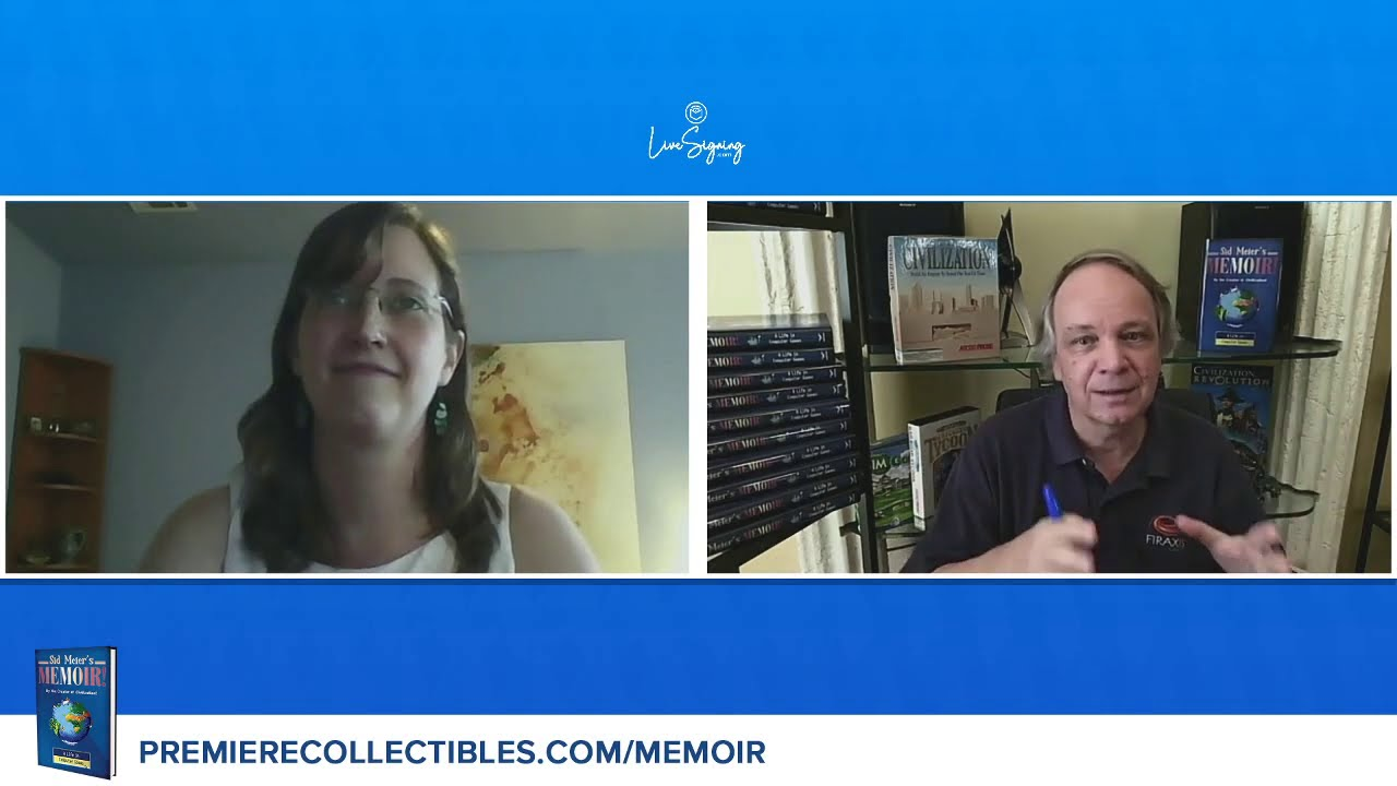 Sid Meier's Memoir!: A Life in Computer Games by Sid Meier