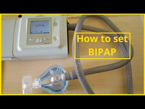 Demo Philips Respironics Bipap A40