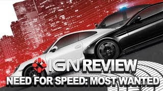 Need For Speed: Most Wanted Video Review - IGN Reviews