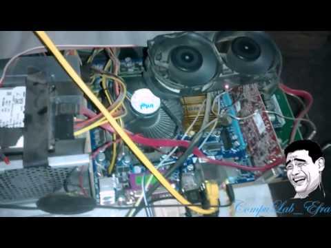 Cable o Adaptador de Corriente SATA Casero! - RECORTADO