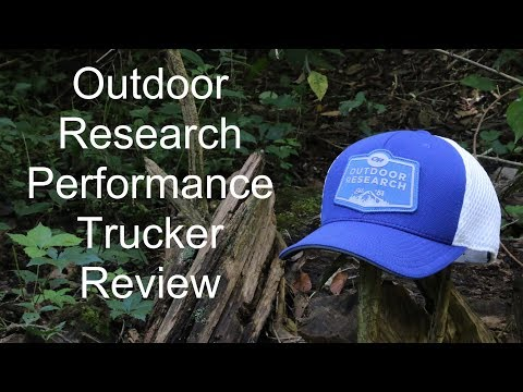 Outdoor Research Performance Trucker Hat Review