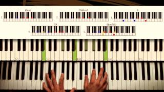 Gambar cover How to play: A Sky Full of Stars- Coldplay. ORIGINAL Piano lesson. Tutorial by Piano Couture