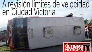 preview picture of video 'A revisión límites de velocidad en Ciudad Victoria'