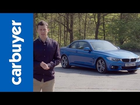 BMW 4 Series Convertible 2014 - Carbuyer