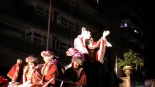 preview picture of video 'Cabalgata de Reyes Terrassa 2013'