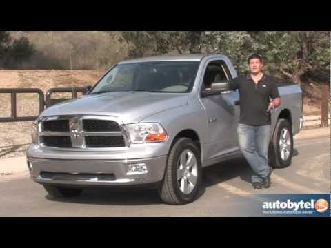 2012 Ram 1500: Video Road Test and Review