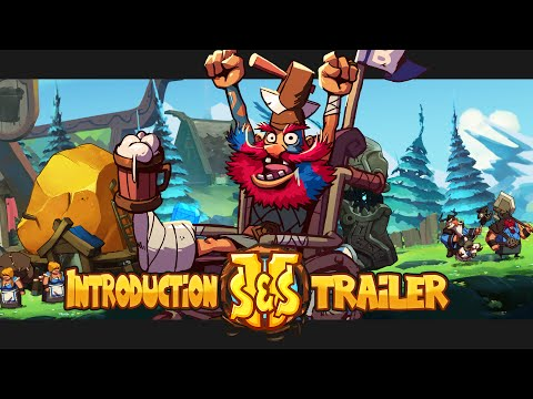 Swords & Soldiers II - Introduction trailer thumbnail