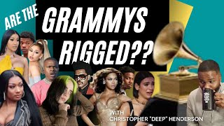 Grammy Voter on Grammy Voting | Nominees & the Process | Recording Academy |  Chris Deep Henderson