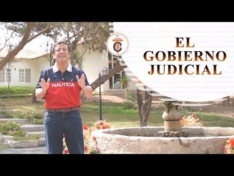 EL GOBIERNO JUDICIAL - Tribuna Constitucional 117 - Guido Aguila Grados