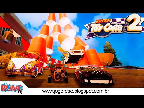 Download Super Toys Cars 2 é ÓTIMO para Jogar com Amigos! (Mario Kart de brinquedo) Mp4 HD Video and MP3