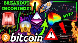 ETHEREUM BREAKOUT!!! BITCOIN IS NEXT!!! 🚨  WARNING: MINERS MOVE 800 BTC to EXCHANGE!!