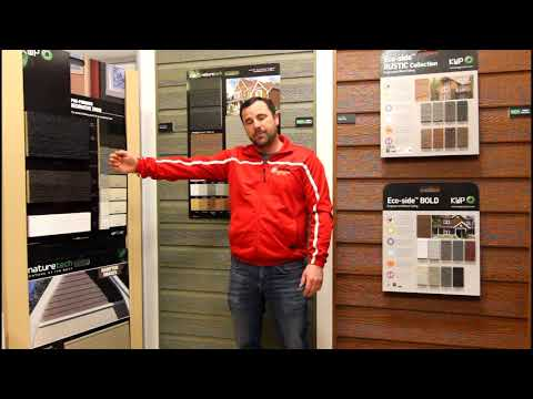 KWP : The Best Exterior Siding and Trim Board