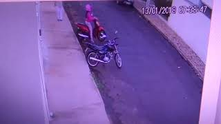 Vídeo mostra momento em que ex-marido atira na ex mulher em  Rio Verde