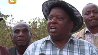 Wazee wa Kirinyinyaga wajitenga na shughuli ya kumtawaza Waiguru