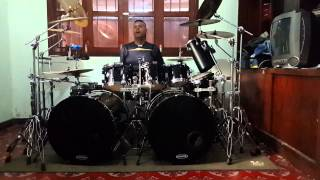 "Anthrax: - Gridlock - ""Drum Cover"""