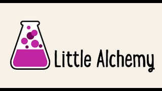 Picture of a game: Little Alchemy