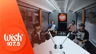 """ALLMO$T performs """"Space"""" LIVE on Wish 107.5 Bus"""