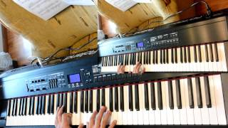 Panna a netvor (Petr Hapka) - piano + smyčce