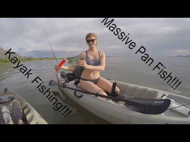 Kayak Crappie Fishing (2016)