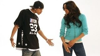 "@Ciara & @ChrisBrown Dancing to Janet & Michael Jackson's ""Scream"""