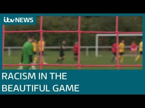 Football players as young as seven targeted with racist abuse | ITV News