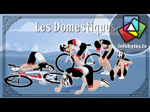 An Adorably-Animated Explanation Of The Tour De France